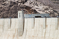 USA, Hoover Dam between Nevada and Arizona - STCF000167