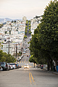 USA, California, San Francisco, Street - STCF000179