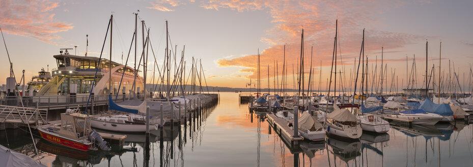 Germany, Constance, Staad marina - SHF001821
