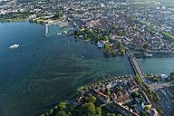 Germany, Lake Constance, Aerial view, Konstanz - SHF001824