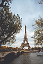 France, Paris, Eiffel Tower - KIJF000146