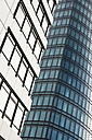 Germany, Stuttgart Vaihingen, facades of two office towers - FCF000842
