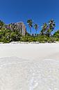 Seychelles, Beach of Grande Soeur Island, Big Sister - FOF008414
