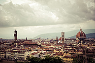 Italy, Florence, cityscape - PUF000485