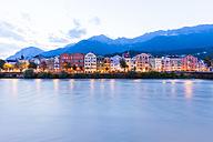 Austria, Tyrol, Innsbruck, - WDF003525