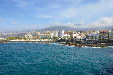 Spain, Canary Islands, Tenerife, Puerto de la Cruz - RJF000565