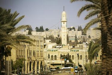 Israel, Jerusalem, street scene - REAF000065