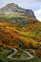 Spain, Asturias, Somiedo Natural Park in autumn - DSGF000955