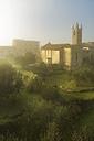 Italy, Tuscany, Montereggioni, Santa Maria Assunta Church - CSTF000942