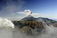 Indonesia, Java, Volcanos Bromo, Batok and Semeru - DSGF001001