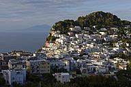 Italy, Campania, Gulf of Naples, Capri - LBF001400