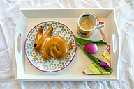 Easter Breakfast on tray - SARF002625