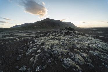 Iceland, Snaefellsjoekull, volcano - PAF001655