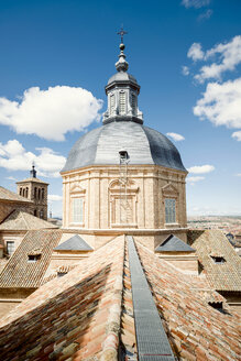 Spain, Toledo, detail of the cathedral - EPF000029