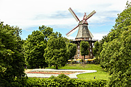 Germany, Bremen, old wind mill - TAMF000403