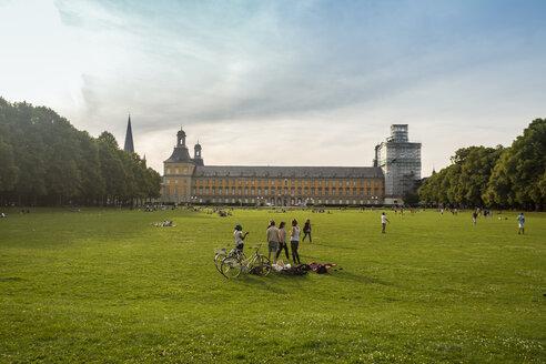 Germany, Bonn, University - TAMF000405