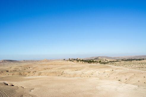 Morocco, desert of Agafay - LMF000564