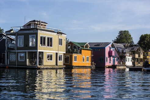 Canada, Vancouver Island, houses of Victoria - NGF000318
