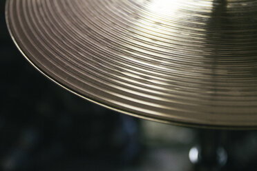 Close up of cymbal - ABZF000322