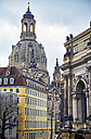 Germany, Dresden, old town, Church of Our Lady - BSCF000523