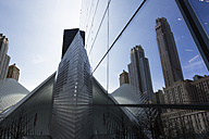 USA, New York City, Manhattan, 9 11 Memorial - FCF000892