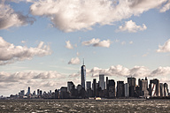 USA, New York City, Manhattan, cityview - FCF000907