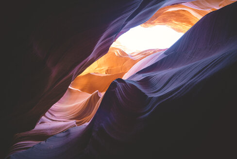USA, Arizona, Page, Antelope Canyon - EPF000061