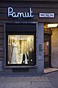Hungary, Budapest, retail business, wedding shop - TK000440
