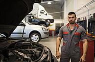 Workshop, posing mechanic - JASF000691