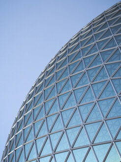 Part of glass dome, 3D Rendering - UWF000854