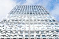 UK, London, front of a skyscraper - BRF001315