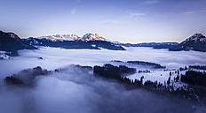 Austria, Salzburg State, Dachstein massive, View from Postalm - STCF000191
