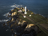 USA, California, Point Arena Lighthouse - STCF000200