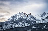 Austria, Salzburg State, Hochkoenig Mountain, Drone - STCF000206