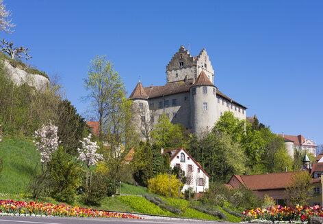 Germany, Meersburg, Meersburg Castle - SIE007004