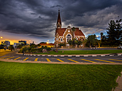Namibia, Windhoek, Christ church, national monument - AMF004870