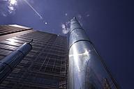 Germany, Berlin, facade of Forum Tower at Potsdamer Platz - CMF000432