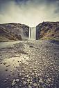 Iceland, Skogafoos waterfall - ASCF000586