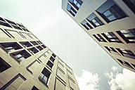 Germany, Berlin, facades of modern office building - CMF000445