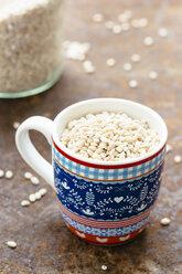 Cup full of barley - HAWF000905