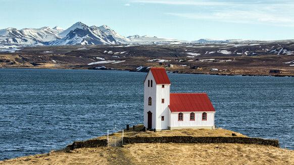 Iceland, a remote church - JLRF000017