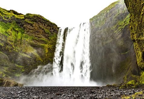 Iceland, waterfall - JLRF000026