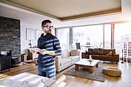 Architect working from home - HAPF000419