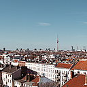 Germany, skyline of downtown Berlin - ZMF000476