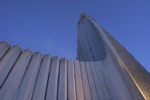 Iceland, Reykjavik, Hallgrimskirkja - FDF000165