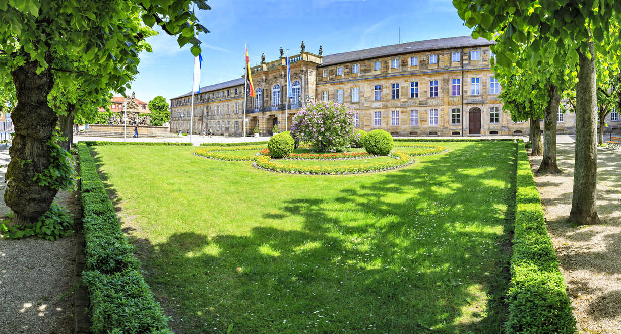 Germany, Bavaria, Bayreuth, New Castle - VT000527 - Val Thoermer/Westend61