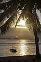 Indonesia, Coastline of Sumbawa island at sunset - KNTF000280