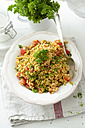 Bulgur salat with tomatoes and parsley - ODF001385