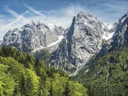 Austria, Tyrol, Alps, Kaisertal, Wilder Kaiser - STSF001024
