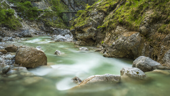 Austria, Tyrol, Sprachen Gorge, Sparchenbach stream - STSF001027